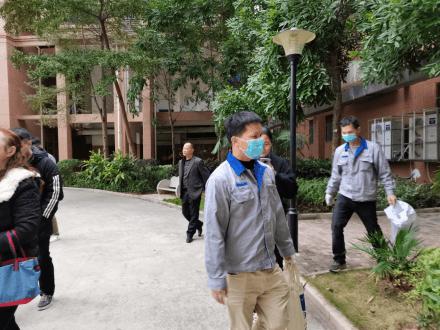 2020年西乡塘心圩街道社区惠民资金病媒防治项目通过验收